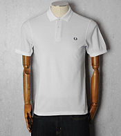 Fred Perry Pin Dot Polo Shirt