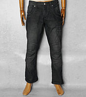 883 Police Sabertooth Jeans- Short