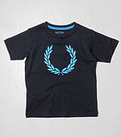 Fred Perry Kids Laurel T-Shirt