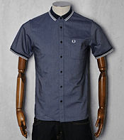 Fred Perry Contrast Oxford Shirt
