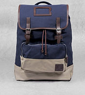 Fred Perry Cotton Rucksack