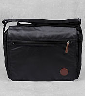 Fred Perry Wax Satchel