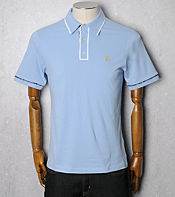 Original Penguin Earl Paisley Polo Shirt - Exclusive