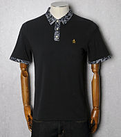 Original Penguin Paisley Polo Shirt - Exclusive