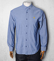 Original Penguin Oxford Paisley Shirt - Exclusive