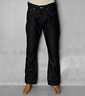 Duck and Cover Bigped Raw Loose Jeans - Reg