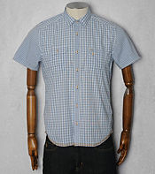 Duck and Cover Beale Gingham Shirt