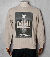Maharishi Head Stand Crew Sweat