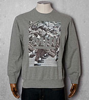 Maharishi Marching Crew Sweat