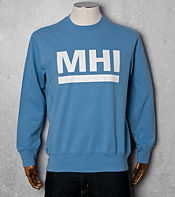 Maharishi MHI Logo Sweat