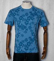 Maharishi Hawaii Print T-Shirt