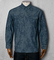 Maharishi Hawaii Print Shirt