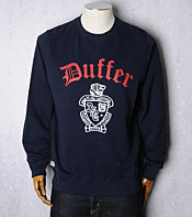 Duffer of St George Lowtide Crew Sweatshirt - Exclusive