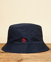 Original Penguin Reversible Bucket Hat