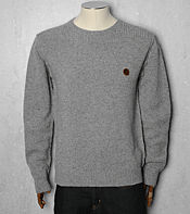 Pretty Green Fleck Crew Knit