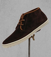 Fred Perry Como Suede