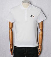 Lacoste Francais Flag Polo Shirt