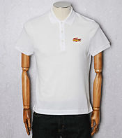 Lacoste Espania Flag Polo Shirt