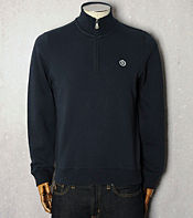 Henri Lloyd Leeward Half Zip Sweat