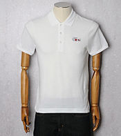 Lacoste Japan Flag Polo Shirt