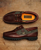 Timberland Three Eye Gortex Oxford Shoes - Exclusive