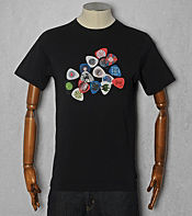 Pretty Green Plectrum T-Shirt