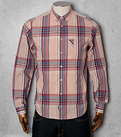 Pretty Green Grid Check Shirt