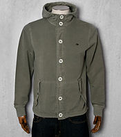 Peaceful Hooligan Snap Sweat Jacket