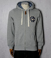Duffer of St George Lakeside Zip Hoody