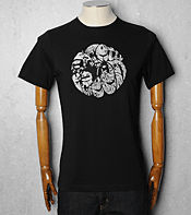 Pretty Green Revolver T- Shirt