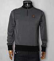 Henri Lloyd Caswell Half Zip Sweat
