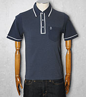 Original Penguin Pindot Earl Polo Shirt