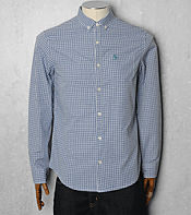 Original Penguin Gingham Long Sleeve Shirt