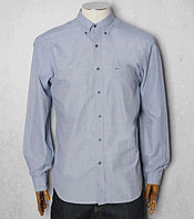 Lacoste End On End Oxford Shirt