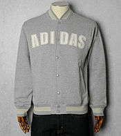 adidas Originals Fleece Varsity Jacket