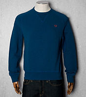 Fred Perry Marled Sweat