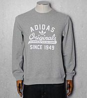 adidas Originals College Graphic Sweatshirt