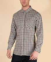 Aquascutum House Check Shirt