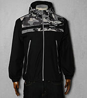 adidas Originals Trefoil Camo Windbreaker