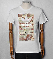 adidas Originals Camo Tongue T-Shirt