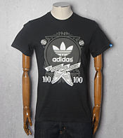 adidas Originals Dollar Kicks T- Shirt- Exclusive