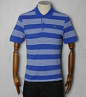 Lacoste Multi Fine Stripe Polo Shirt