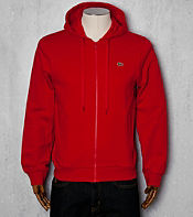 Lacoste Zip Through Hoody