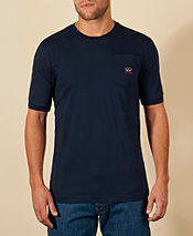 Paul and Shark Pocket Crew T-Shirt