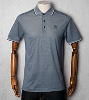 Paul and Shark Marl Polo Shirt