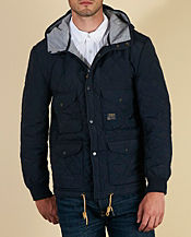 Duck and Cover Lorenzo Quilted Jacket