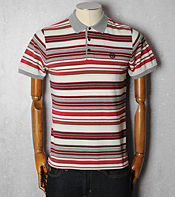 Henri Lloyd Jibe Stripe Polo Shirt
