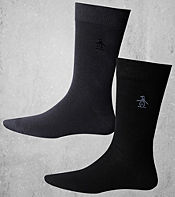Original Penguin 2 Pack Socks