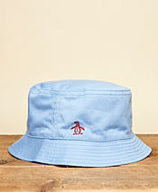 Original Penguin Reversible Bucket Hat- Exclusive