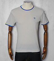 G-STAR Micro Stripe T-Shirt